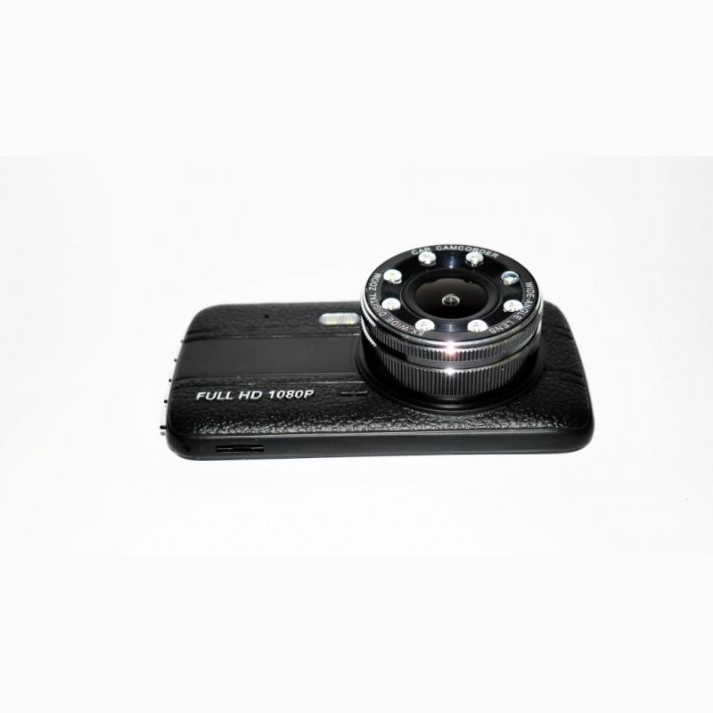 Фото 5. DVR G520 4 Full HD с выносной камерой заднего вида