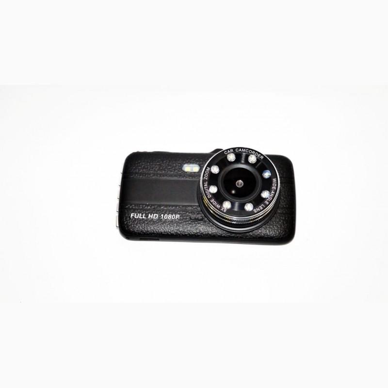 Фото 6. DVR G520 4 Full HD с выносной камерой заднего вида