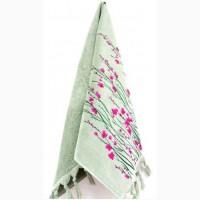 Полотенце велюровое Spring 50*85 см