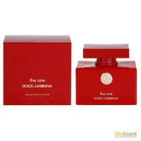 Dolce Gabbana The One Collector#039; s Edition парфюмированная вода 75 ml