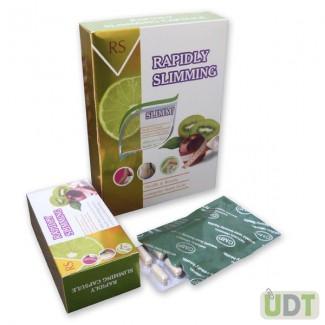 Таблетки для похудения с GMP сертификатом Rapidly Slimming