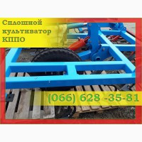 Культиватор для сплошной обработки почвы КППО 4 сплошной широкозахватный