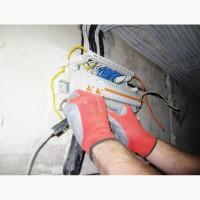 Электромонтаж: электрик, разводка электрики и ремонт проводки